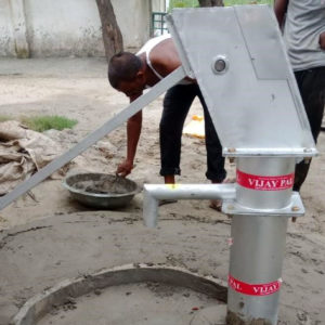 We have recently initiated a handpump installation project in the villages around Roorkee (Uttrakhand). Currently the work is in full progress
